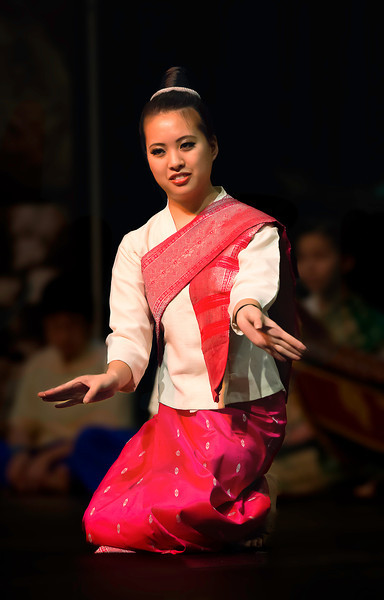 Laos Dancer
