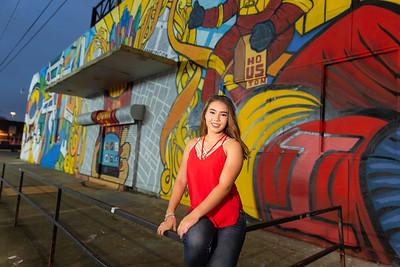 Senior photo session Houston TX