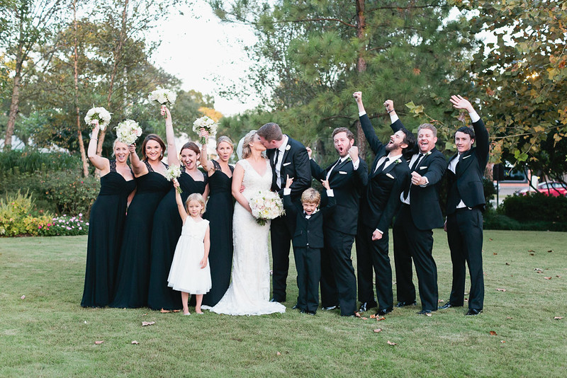 An after wedding celebration!