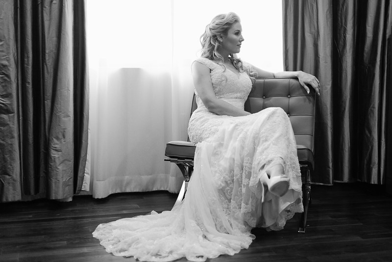 Bride prep at Houston Wedding day photography