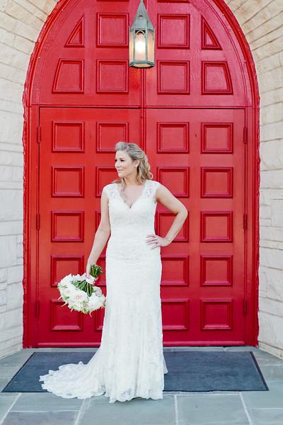 Chantel Bridal portrait in Houston, TX
