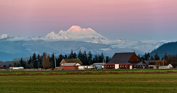 Mt. Baker and Skagit Valley
