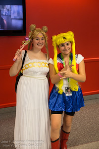 Photos from New York Comic Con, taken on 10/11/15.   #NYCC #Javitz #Comic #StarTrek #StarWars #Cosplay #Disney #Zombie #SailorMoon