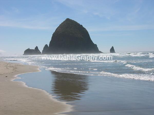 Cannon Beach, Oregon - #2 - Haystack Rock