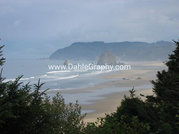 Cannon Beach, Oregon - #1 - Haystack Rock