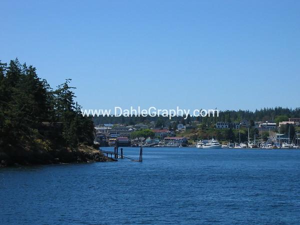 Washington San Juan Islands - #2 - Friday Harbor, San Juan Island