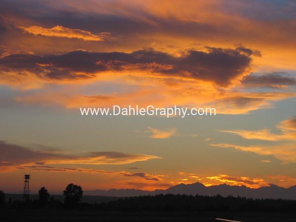 Seattle, Washington - #2 - Sunset