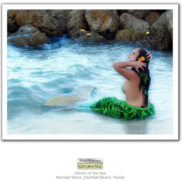 Mermaid Lisa 2
