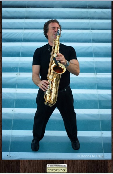 """Great Sax"" Anthony Corrado - view more at his webpage  <a href=""http://www.anthonycorrado.com"">http://www.anthonycorrado.com</a>"