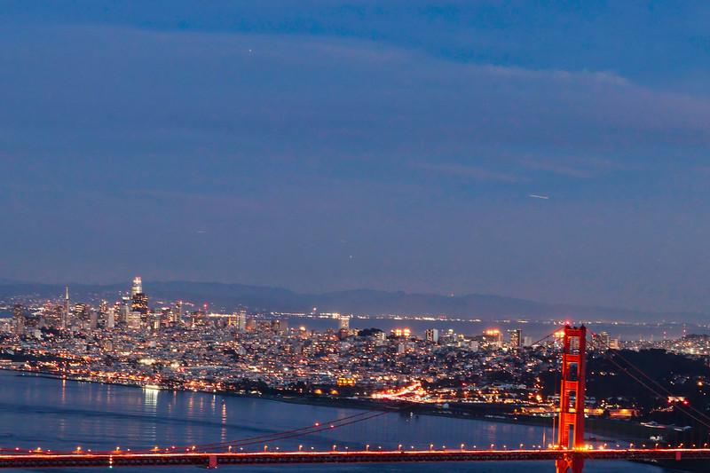 Twilight San Francisco