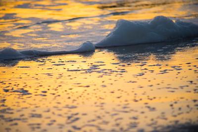 Seafoam at Dawn