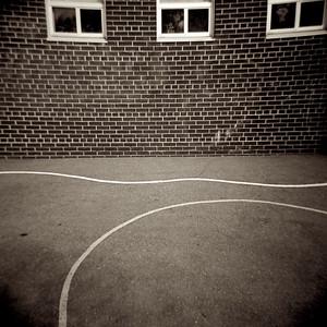 Kindergarten Wall, Warren Park School. Toronto. 2014.