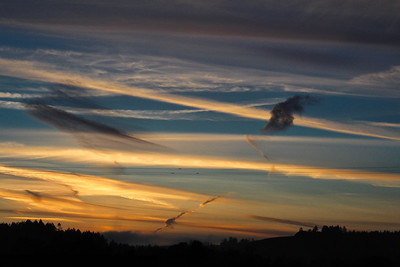 Sunset Bodega Bay II