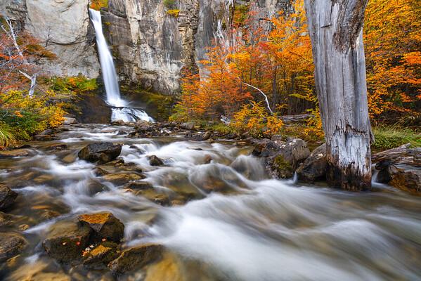 Fall at Chorrillo del Salto
