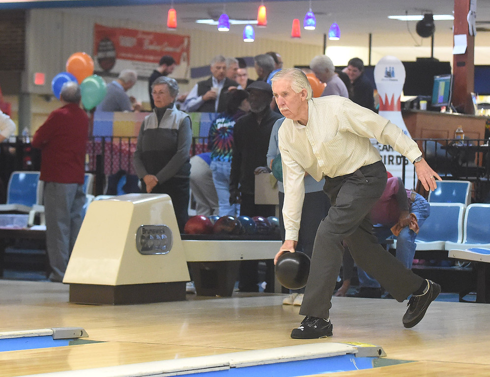 . Groups that last for 58 years are strike a special spot, and so it is with the Early Bird League.  Started by bowlers at Devon Lanes, the league was formed when the alley first opened on Lancaster Ave. in 1959.  On Wednesday, Devon Lanes honored the morning league for the many years at the alley.