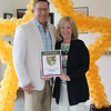 Shelley Meenan - Digital First Media<br /> Alan and Ellen Epps of Epps Plumbing, which won Best Plumber.