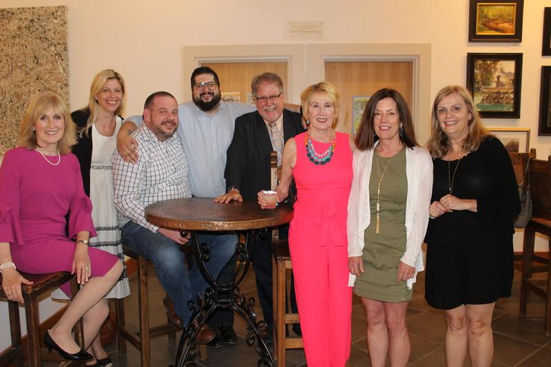 Shelley Meenan - Digital First Media<br /> Members of the Digital First Media sales team attend the Best of Main Line Media News Readers' Choice winners reception.