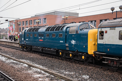 D9009 'Alycidon' at York