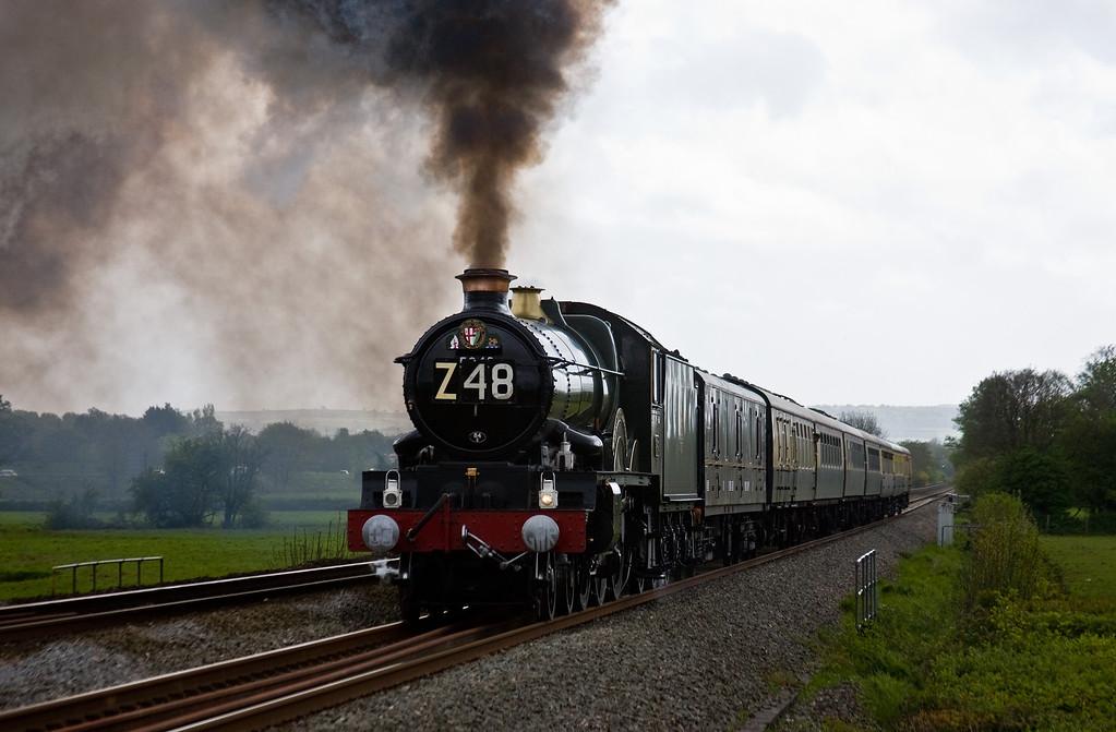5043, 15.10 Plymouth-Solihull, Pugham Crossing, near Burlescombe, 10-5-14.
