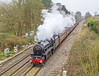 45407 at Bathampton
