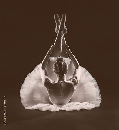 Ballet Isaac Lee and Manoela Leopoldino