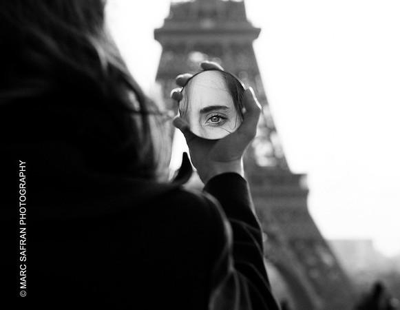 Charlotte Vallin - Paris model
