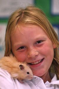 Best Buddies | 5th grade student photo