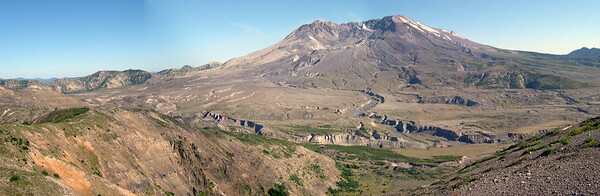 Mount St. Helens | Johnston Ridge Observatory