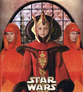 Star Wars | 3 generations; Photo courtesy of Disneyland