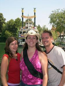 Disneyland 2005 | 18 years later