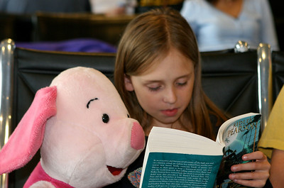 Pigs Enjoy Good Literature Too