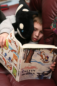 Reading With Whaley