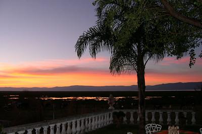 Sunrise Over Lake Chapala   Ajijic, Mexico