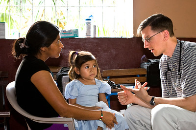Hearing the Diagnosis   Managua, Nicaragua
