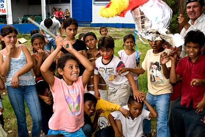 ¡Piñata!   Managua, Nicaragua