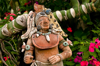 Jungle Warrior   Ajijic, Mexico