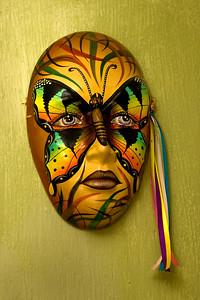 Butterfly Lady   Ajijic, Mexico