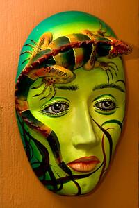 Lizard Lady   Ajijic, Mexico