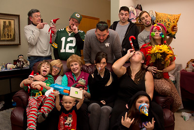 Evans Family Christmas (FB)   Vancouver WA