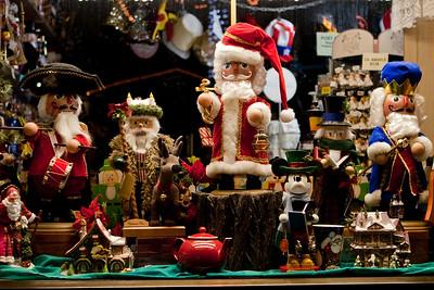 Santas   Leavenworth , Washington