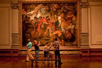 Larger Than Life   Ringling Museum of Art; Sarasota, Florida