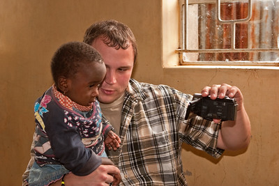 Smile!   Kibera Slum; Nairobi, Kenya