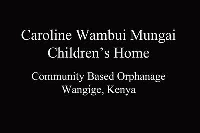 Wangige, Kenya