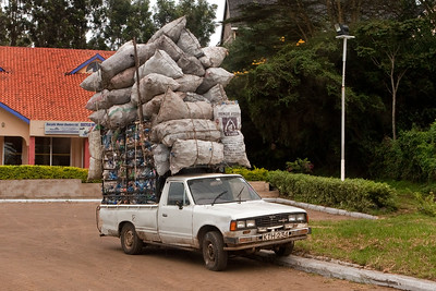 Bottles for Recycling   Nairobi, Kenya