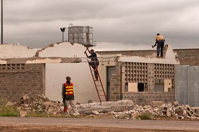 Demolition By Hand   Nairobi, Kenya