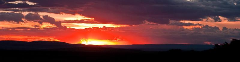 Sunset | Serengeti National Park; Tanzania