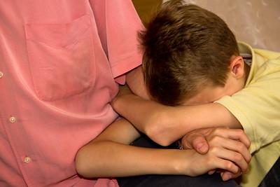 Praying With Dad | Kino Viejo, Mexico
