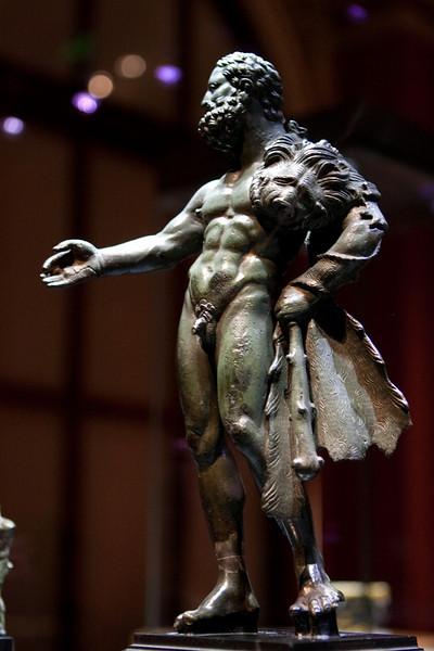 Hercules, da maan.
