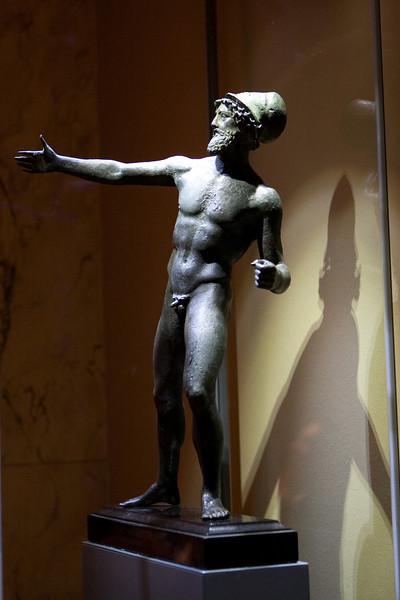 Hypnos - God of sleep in Greek mythology.