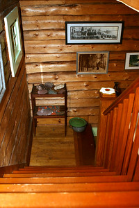 Staircase From Upstairs